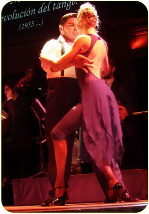 Buenos Aires's Tango World Champions are dancing at El Querandí Tango Show